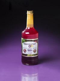 Nature's Pearl 100% Muscadine Grape Juice